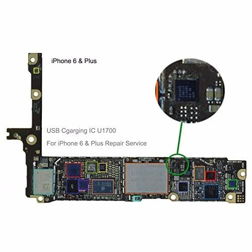 U2 Charging IC 1610A2 Chip for iPhone 6/6 Plus U1700 36 Pins