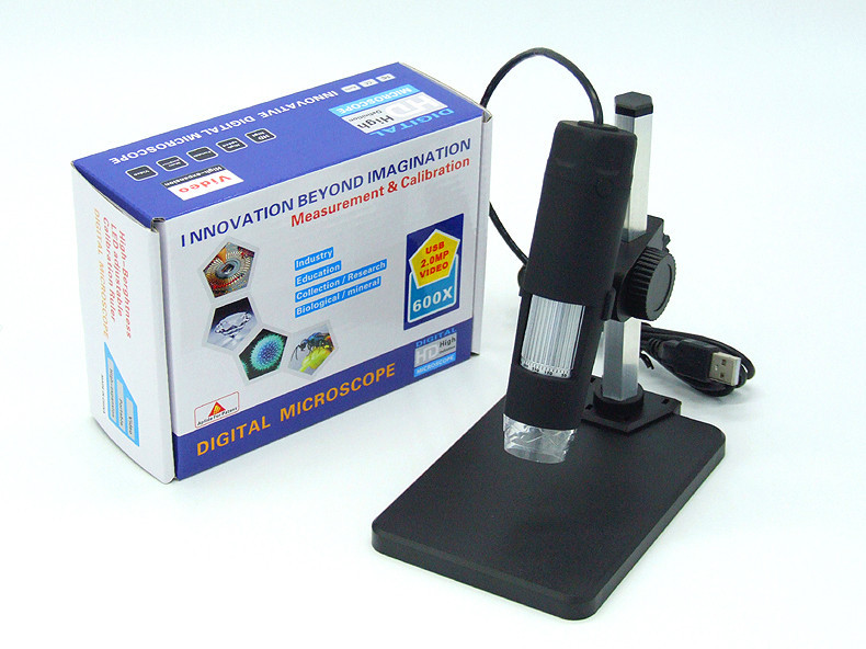 GAOSUO 5.0MP MICRO CAPTURE USB DIGITAL MICROSCOPE