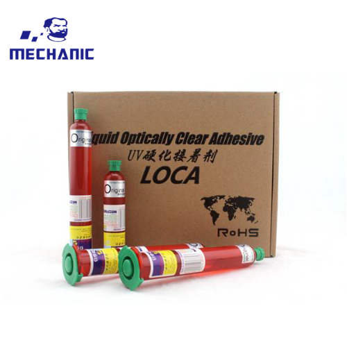 MECHANIC liquid optical clear adehensive