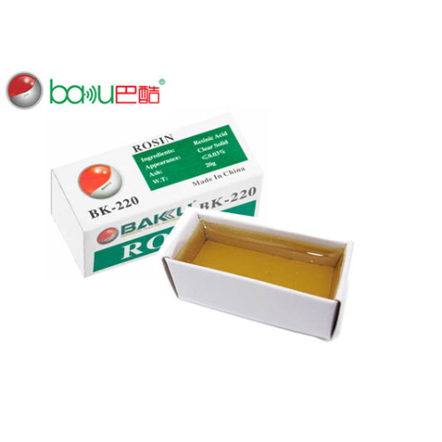 BK-220 Soldering Tin Paste Solder Rosin Flux