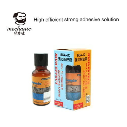 MECHANIC BGA IC Adhesive Glue Removing