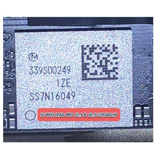 339S00249 IC WIFI IPAD PRO 12,9 & 10,5