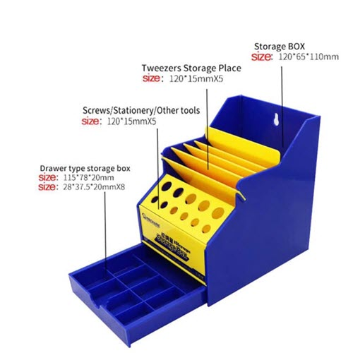 MECHANIC Storage Box