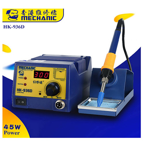 HK-936D MECHANIC Soldering Station