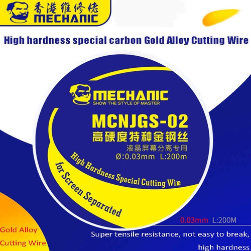 MCNJGS-02 MECHANIC HIGH HARDNESS CUTING WIRE