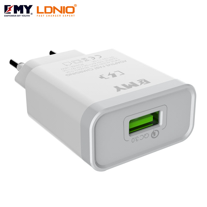 LDNIO SUB BRAND EMY MY-A310Q CHARGER