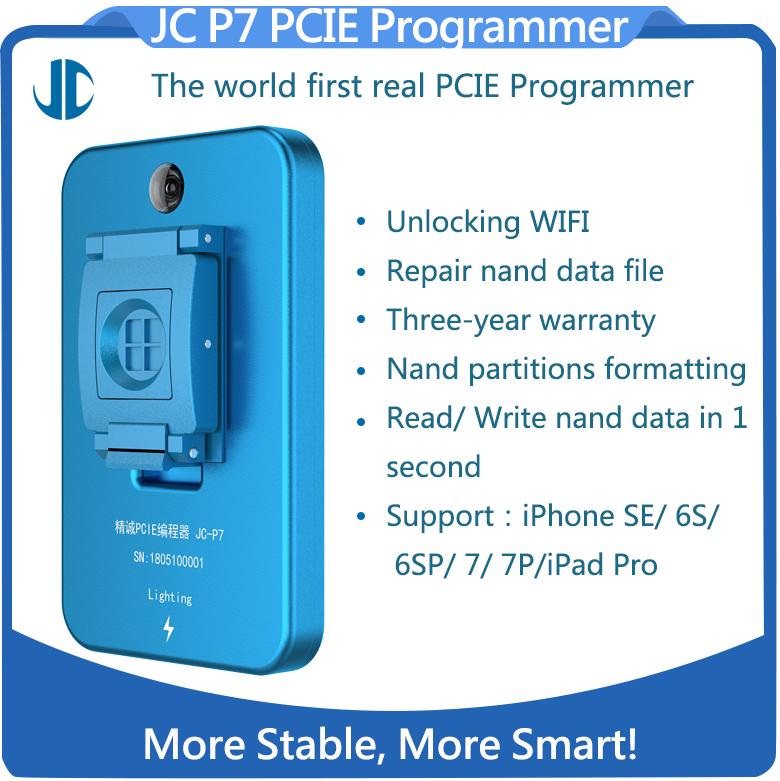 JC PCIE-7 Nand Repair Testing Tool