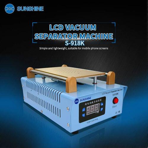 S-918K LCD Vacuum Separator Machine