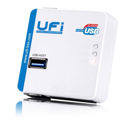UFi Box Full Set