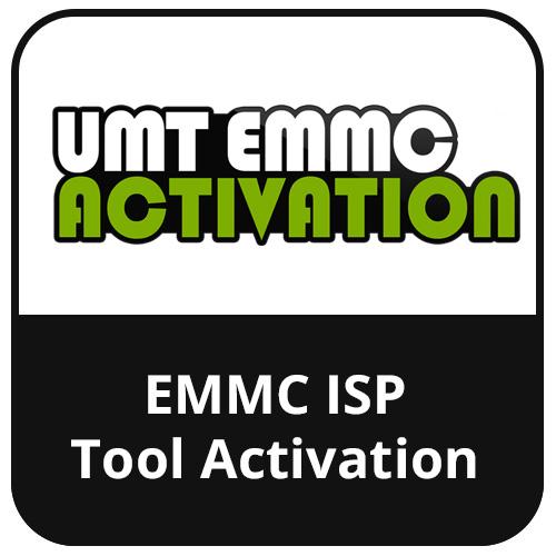 UMT EMMC ACTIVATION