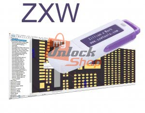 ZXW SOFTWARE 1 YEAR ACTIVATION KEY  (NO NEED DONGLE)