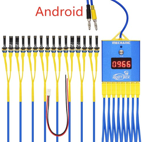 Mechanic iBoot Box Power Supply Cable for Android Phones