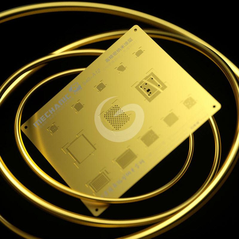 MECHANIC GOLD STENCIL 3D S40