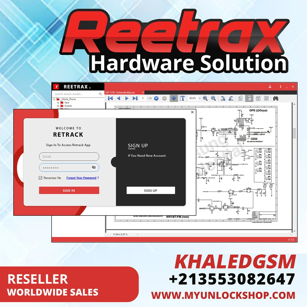 Reetrax Hardware Solution By Griffin Team