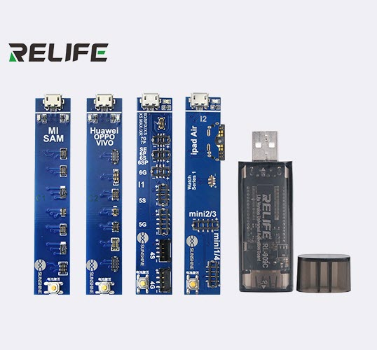 UNIVERSAL CHARGE ACTIVATION BOARD RL-909C
