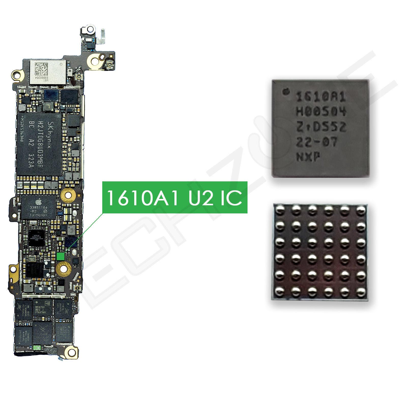 Микросхема тристар iphone 5