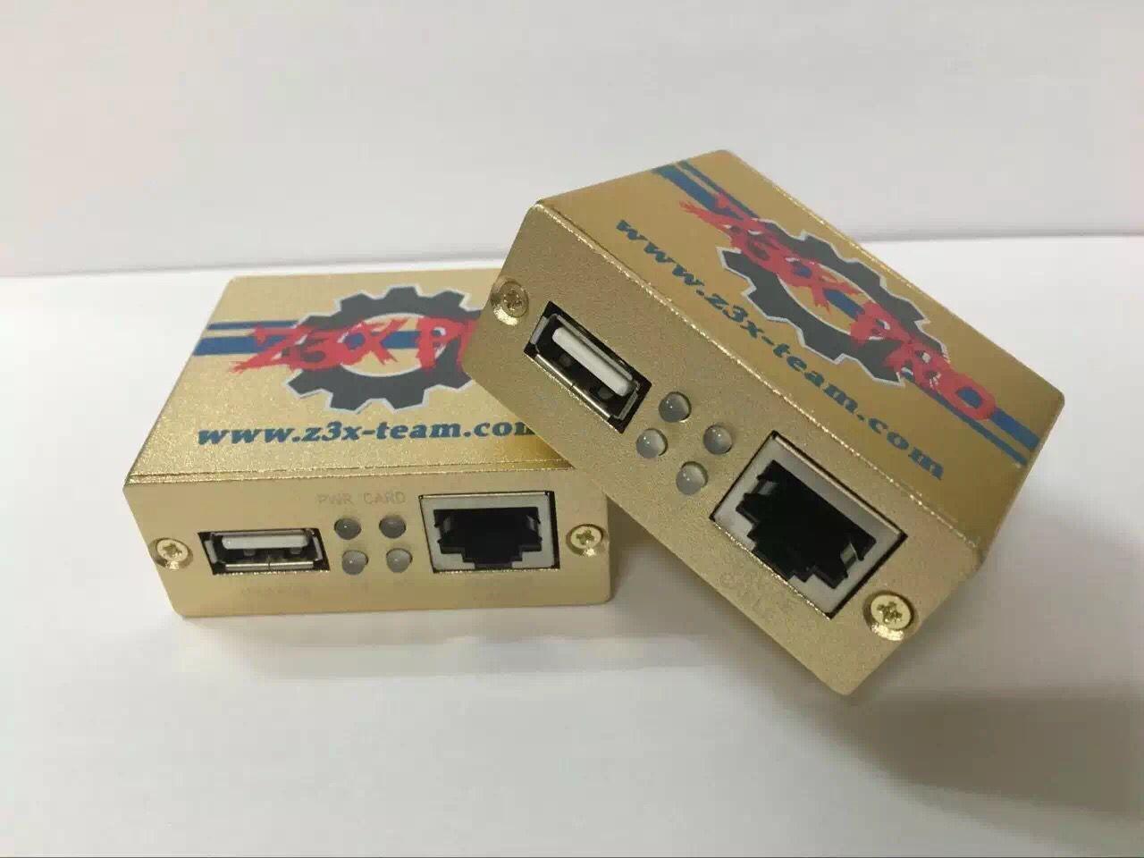 ما هو الفرق بين Box Z3x الذي لونه ازرق والاحمر والثالث لونه ذهبي