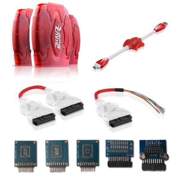 GPG Emmc Box ( include EMMC Power Adaptor )