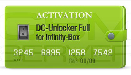 Dc-unlocker Full Activation For Infinity/best Dongle