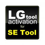 LG Tool Activation for SE Tool